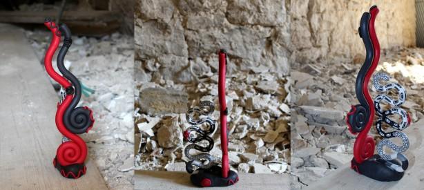 Fimo-sculpture 1