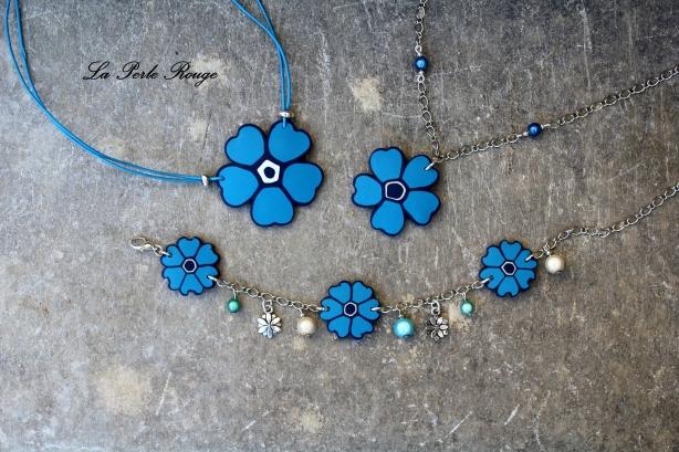 Pour les fleurs bleues...