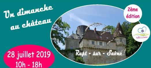 inscription fête château 2019